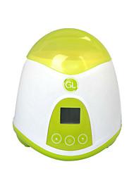 Gland NQ-808 BPA Free Gland Electric Bottle Warmer Green 450ml PTC Ceramic Heat Warm Milk-Green