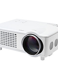 Mini LED 3D Home Theater Business Projector 3000 Lumens 1280x800 1080p VGA USB SD HDMI Input T928