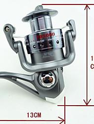 Fishing  Spinning  Reel TB5000 4.7:1 6 Шариковые подшипникиМорское рыболовство/Спиннинг/Пресноводная рыбалка/Ловля мелкой рыбы/Ужение на