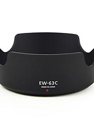 mengs® ew-63c pétala cobertura da lente para canon ef28-90mm f / 4-5.6 ii usm, ef-S 18-55 mm f / 3.5-5.6 USM, 28-80mm f / 3.5-5.6 v USM