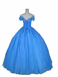 Cosplay - Bleu - Costumes de cosplay Féminin