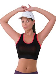 Cycling Vest Women's Sleeveless Bike Breathable Bra / Tank Polyester / Elastane Fashion Spring / SummerYoga / Pilates / Exercise &