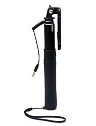 Aluminium Alloy Bluetooth Selfie Stick Monopod Extendable Handheld Holder for Smart Phone/Camera