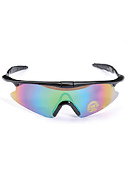 WEST BIKING® Men's Glasses Shock Windproof UV Protection Sunglasses Anti-infrared The Goggles Cycling Glasses