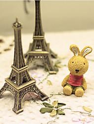 10 cm Eiffelturm Alloy Desktop-Einrichtung Artikel