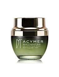 acymer tempus noche crema nutritiva rejuvenecimiento de la piel / hidratante / humectante