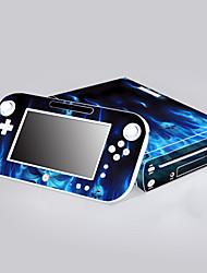б-Skin® консоли Wii U защитная наклейка обложка кожи наклейка контроллер кожи