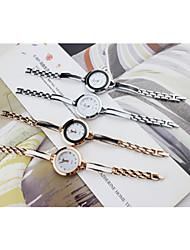 estilo de moda pulseira palácio relógio para senhora