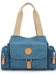 Women Canvas Handbag for Grils Shoulder Bag Ladies Messenger Bag