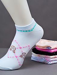 Vrouw - Katoen - Dun - Sokken
