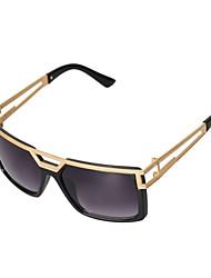 Sunglasses Women's Classic / Fashion Rectangle Black / Leopard Sunglasses Full-Rim