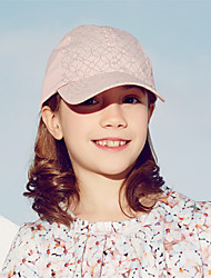 2015 Outdoor New Kenmont Spring Summer 6-9 Years Old Childs UV-anti Baseball Cap Girls Sun Hat Adjustable Size 4880