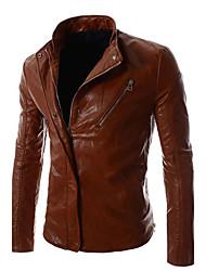 RUILIKE® Men's Casual  Long Sleeve Coat