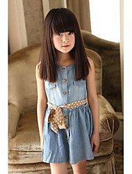 Kid's Cute Dresses (Denim)