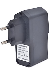 CHD-SU0520 Universal 5V 2A USB AC Power Charger Adapter - Black (100~240V / EU Plug)