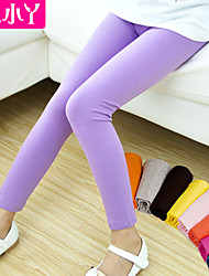 Leggings Girl Primavera/Autunno Cotone