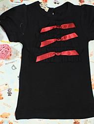 Katoen - Zomer - Girl's - T-shirt - Korte mouw