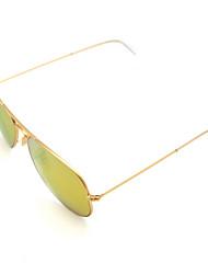Ray-Ban RB3025 112/93 58 ртуть зеркальное отражение зеркало золото объектив Sunglassess