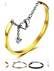 OPK®Ms Fashion High Quality Titanium Bracelet Exquisite Gift