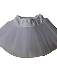 Tutu(Noire Rose Rouge Bleu Royal Blanc,Nylon Tulle Lycra,Ballet Spectacle)Ballet Spectacle- pourFemme Enfant Spectacle EntraînementDanse