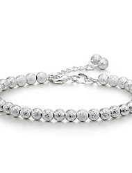 Aimei Women's 925 Silver High Quality Handwork Elegant Bracelet