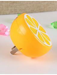 Strange New Type of Lemon 0.2W LED Light Control Nightlight (AC110V-220V)