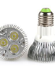 9W E26/E27 Projecteurs PAR PAR20 3 LED Haute Puissance 480-640 lm Blanc Chaud / Blanc Froid AC 100-240 V 1 pièce