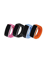 OLED Screen Andriod & IOS System Bluetooth 4.0 Bracelet Waterproof Multifunction Wristband Pedometer