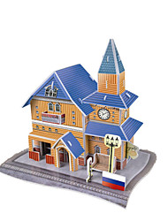 3 D Puzzle Russian Railway Station