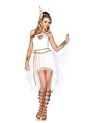 Costumes Féminin - Halloween - Robe/Coiffure