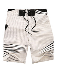 Men's Summer Simple Surf Board Short Quick Dry Beach Sport Swim Shorts