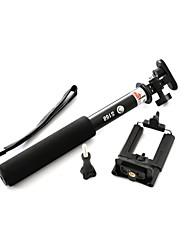 serk S168 ausziehbaren Hand Selfie Stick Einbeinstativ für Smartphone Samsung htc Handy gopro Kamera