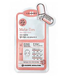 dirigeants mela-tox masque de la clinique de la peau 25ml