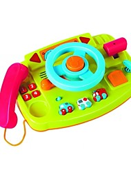 Водитель ребенок руль игрушки