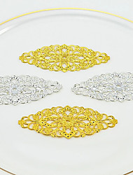 Wedding Décor Vintage Lace Iron Patch Fittings (Set of 50 More Colours Excluding Accessories)