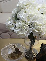"""19.7 """"l weißen großen Hydrangea für Heimdekor"""
