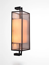 2015 New Light Fixtures Wall Light- Minimalist Interior Hallway Wrought Iron Lamp Bedroom