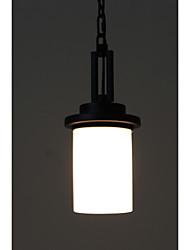 Ecolight® Pendant Lights Rustic/Lodge Living Room/Dining Room/Kitchen/Hallway Metal/ Painting Black