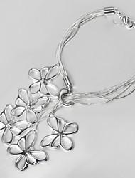 2015 New Design 925 Silver butterfly design Bracelet Bracelets for Women