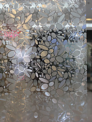 Contemporary Beautiful Rubble Pattern Window Film