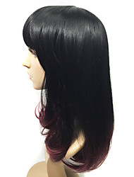 Ombre Wig Cheap Wigs Fashion Wig Wave Female Elegant Wigs