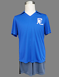 Cosplay  Tail Mow dou High School Football Clothing Lightning Eleven