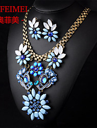 Ladies'/Women's Necklace Wedding/Birthday/Party/Special Occasion/Office & Career