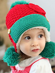 Boy's Exquisite Apple Pattern Earmuffs Warmer Hat