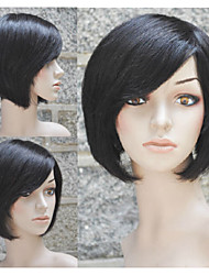 100% Short Human Hair Wig For Short Women
