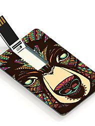 32GB The Dog Design Card USB Flash Drive