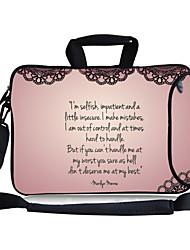 """elonbo это мне ручкой для переноски&съемный плечевой ремень сумку для ноутбука 13 """"macboob про л.с."""