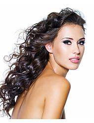 4a brasileiro remy virgem natural da onda de cabelo humano extensões de trama não derramar nenhum emaranhado