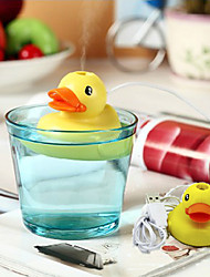 petit canard mignon en forme usb 5W air humidificateur à ultrasons