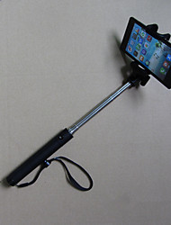 2015 New Style Mini Integrated Foldable Wireless Bluetooth Selfie Stick For Mobile Phone/Camera